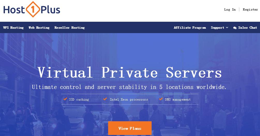 Host1Plus:即将关闭虚拟主机,开启全新Virtuozzo 7 VPS,送上8折优惠