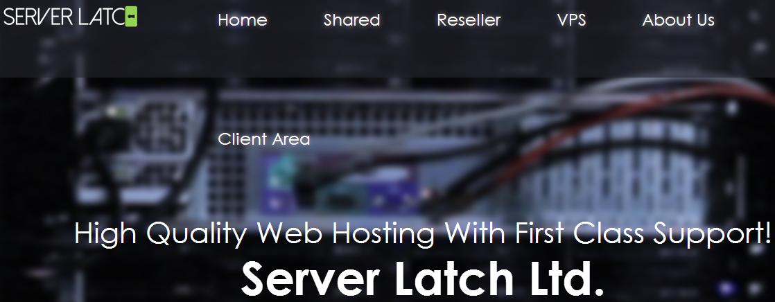 ServerLatch:年付15美元-512m内存/30g硬盘/300g流量/佛罗里达
