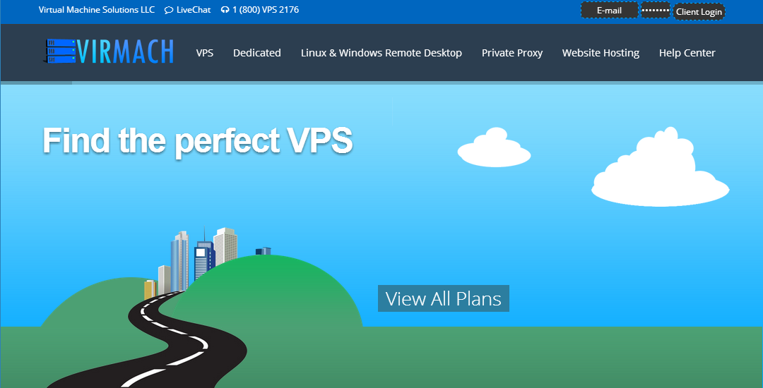 virmach:Windows VPS 6折/1g内存/15gssd/1t流量/年付29.4美元