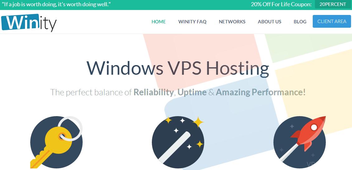 Winity.io:9.6美元/月-1g内存/40gSSD/1T流量/洛杉矶/windows